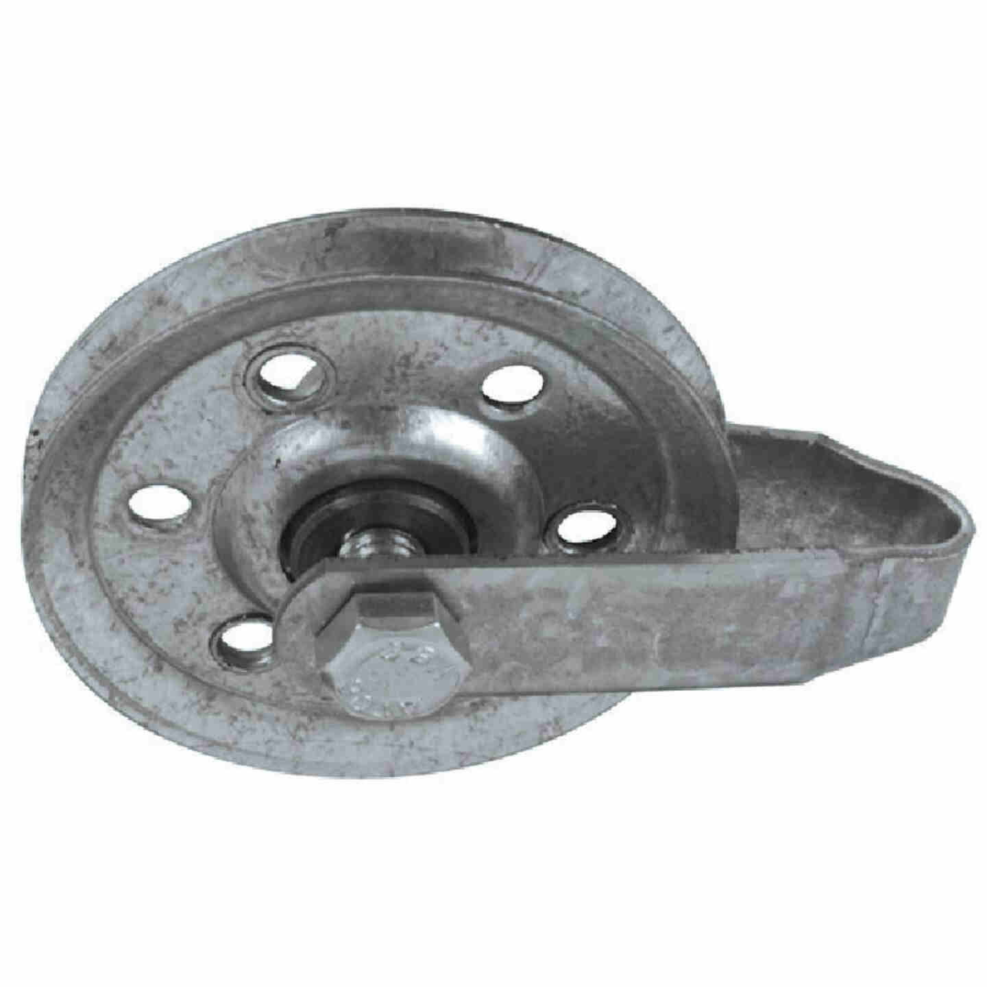 Prime-Line 3 In. Dia. Pulley with Strap and Axle Bolt Image 2