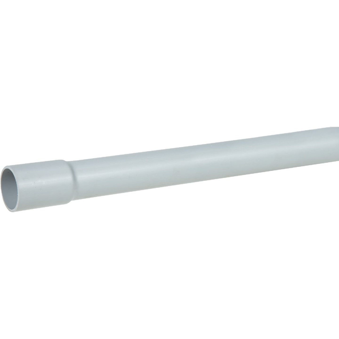 Allied 1-1/2 In. x 10 Ft. Schedule 80 PVC Conduit Image 1
