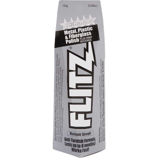 Flitz 5.29 Oz. Metal, Plastic & Fiberglass Paste Polish