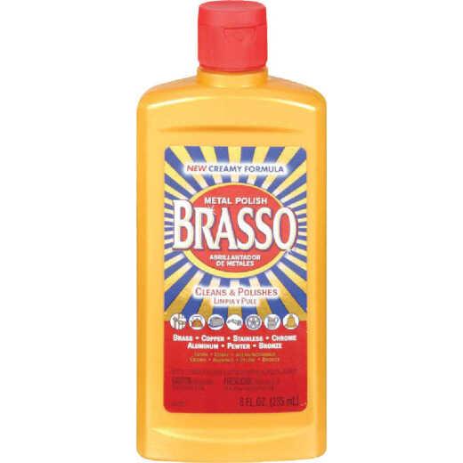 Brasso 8 Oz. Metal Polish