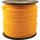 Do it 1/2 In. x 250 Ft. Yellow Braided Polypropylene Rope Image 1